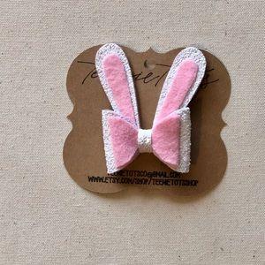 Bunny Ear Hair Bow